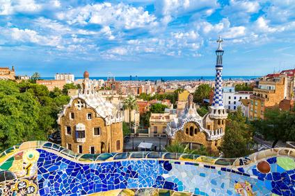 Senioren Urlaub in Spanien