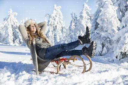 Langzeiturlaub Winter