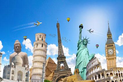 Langzeiturlaub weltweit
